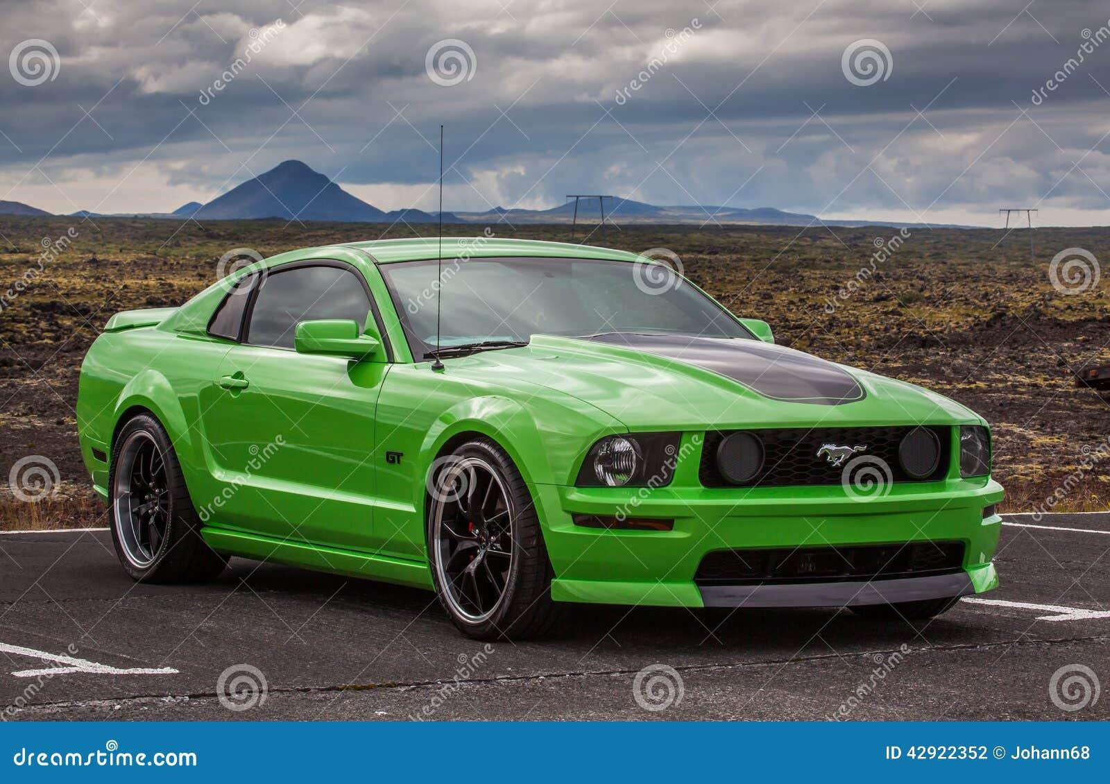 2006年Ford Mustang GT
