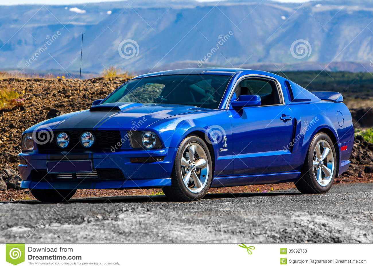 Ford Mustang GT Editorial Image Image Of Deluxe Auto
