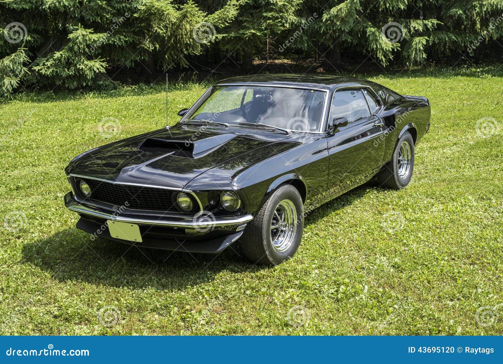 Ford mustanga szef 429