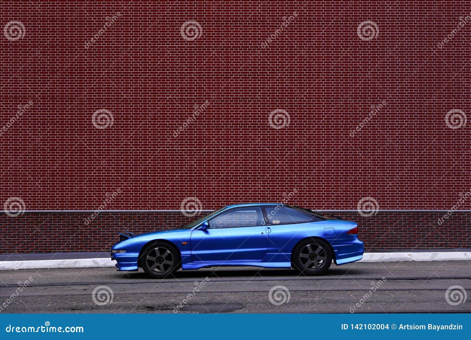 Ford sondy błękit