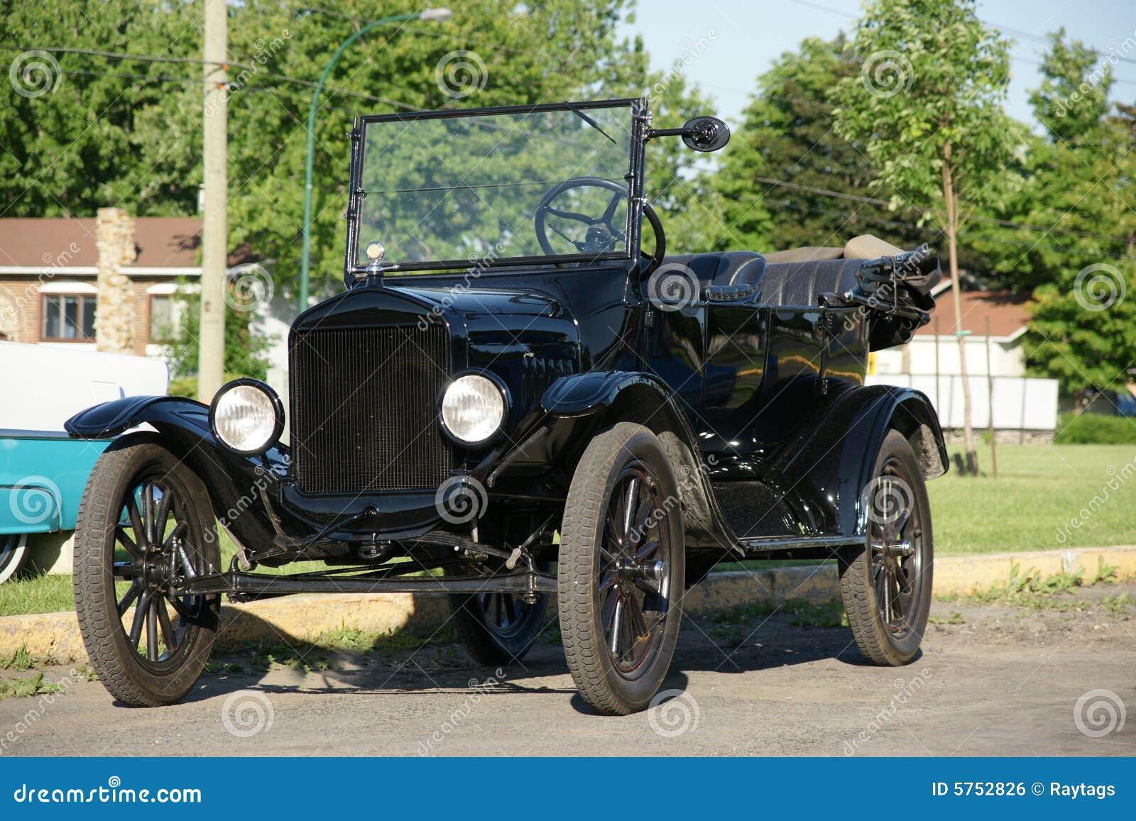 Ford T modèle