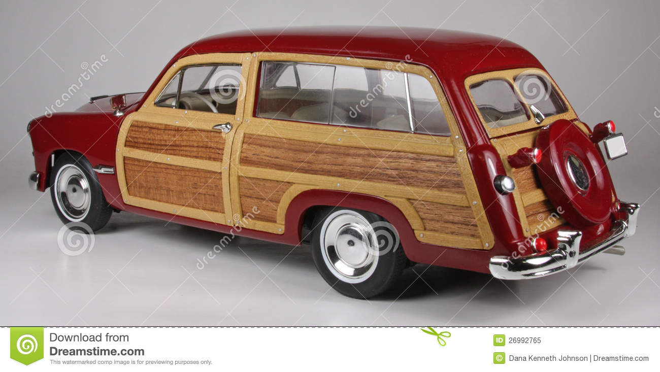 Ford Woody Wagon 1949 Stock Image Image Of 1949 Woody 26992765