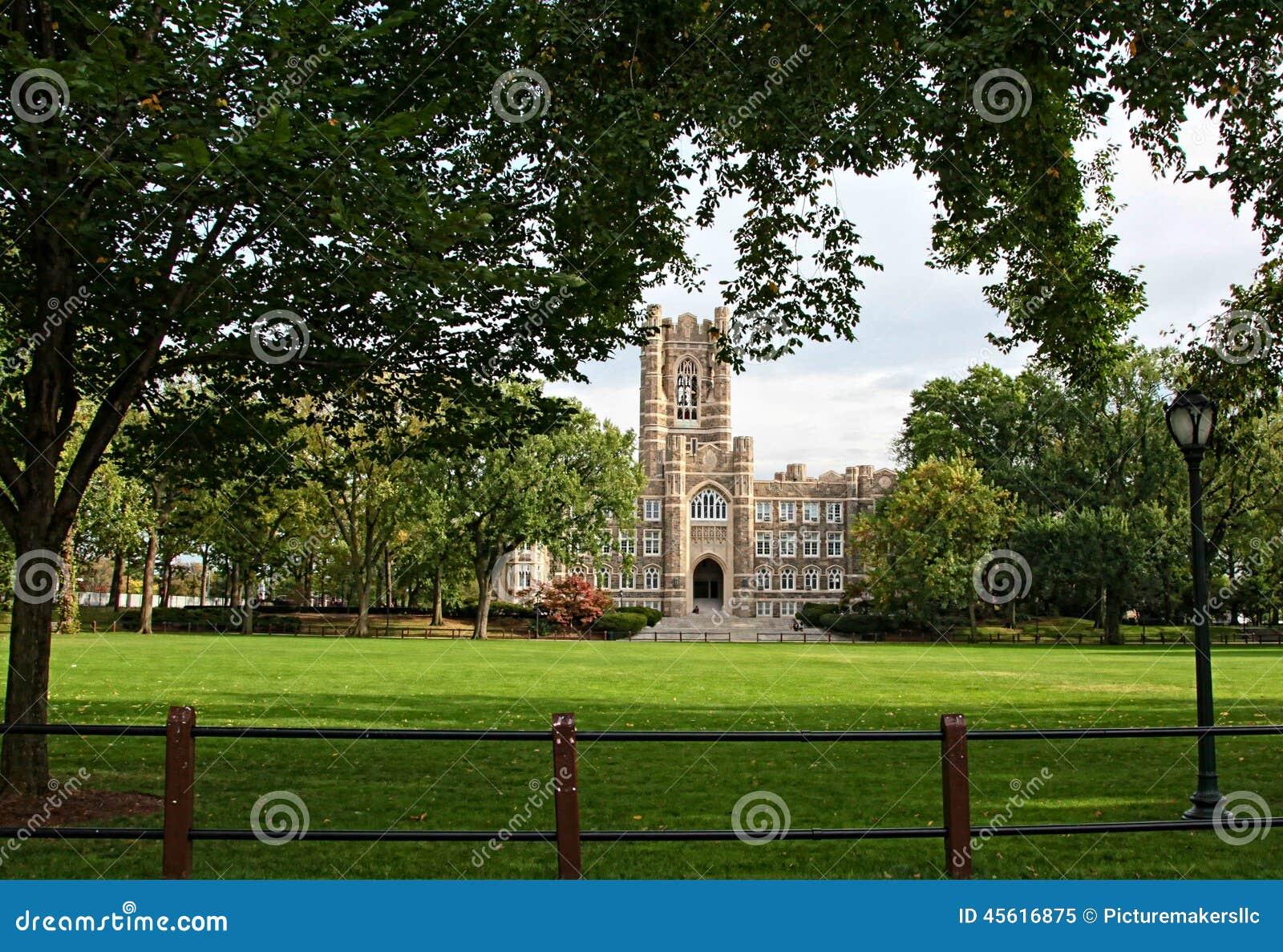 Fordham University Bronx New York City Editorial Image Image Of