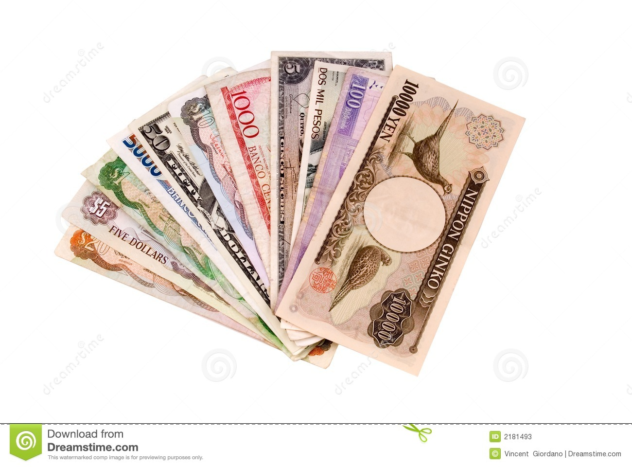 Where can i sell foreign currency