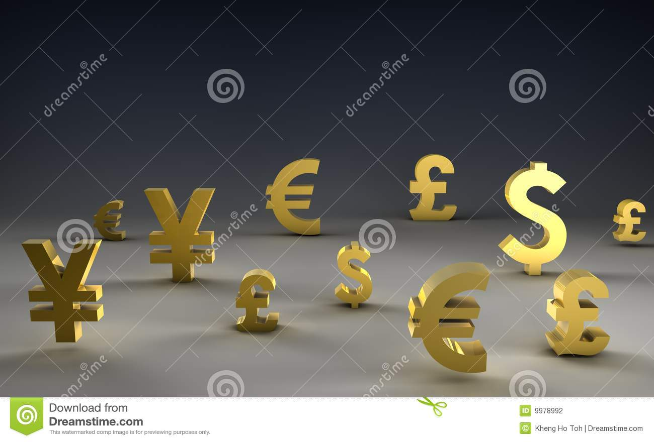 Foreign Exchange stock illustration. Illustration of economic - 9978992