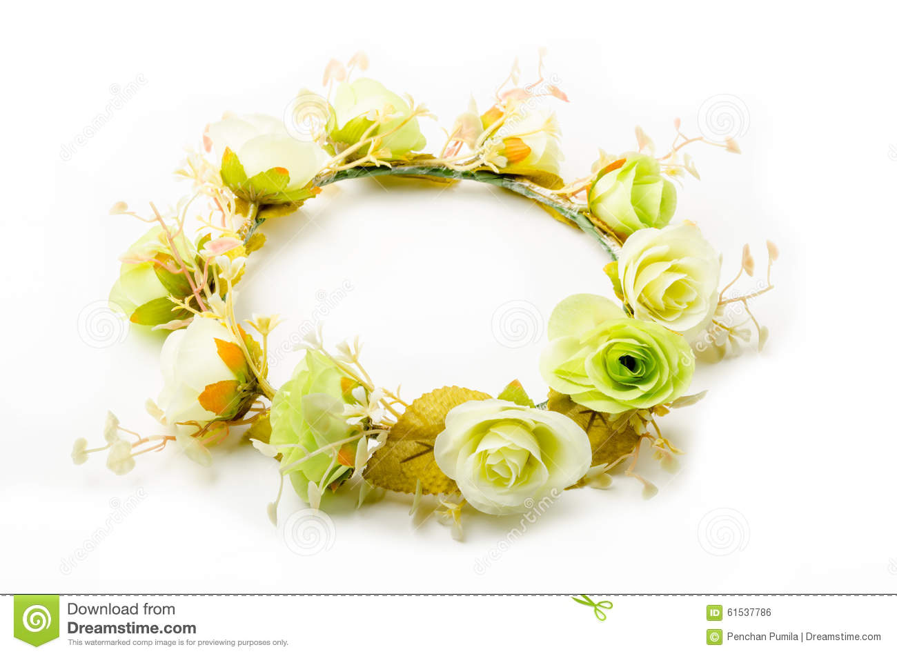 Forest coronal or colorful fake flower crown stock photo image of download forest coronal or colorful fake flower crown stock photo image of freshness izmirmasajfo