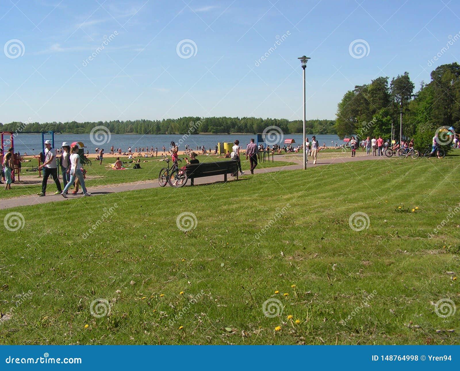 Forest Park ?DROZDY ?? Minsk Belarus