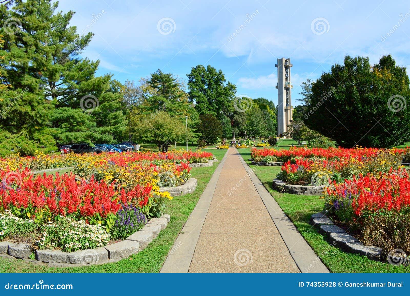 Forest Park em Springfield