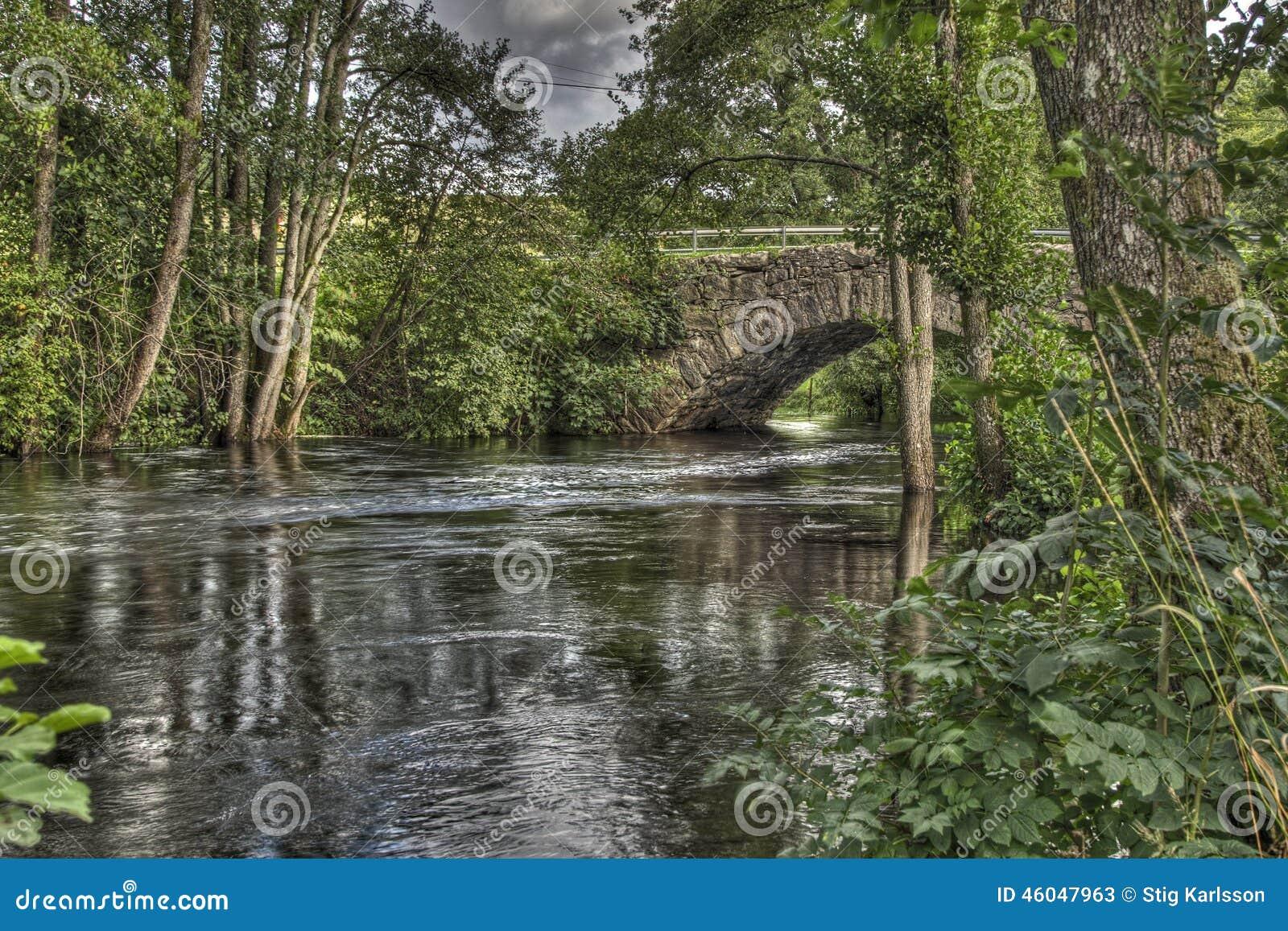 hdr old bridge and - photo #30