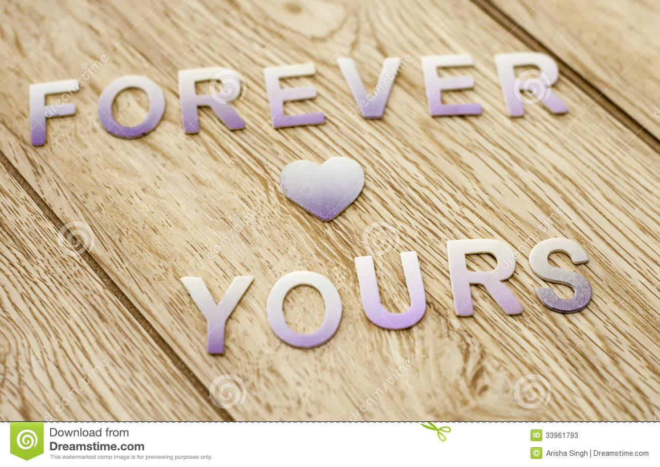 forever yours wallpaper