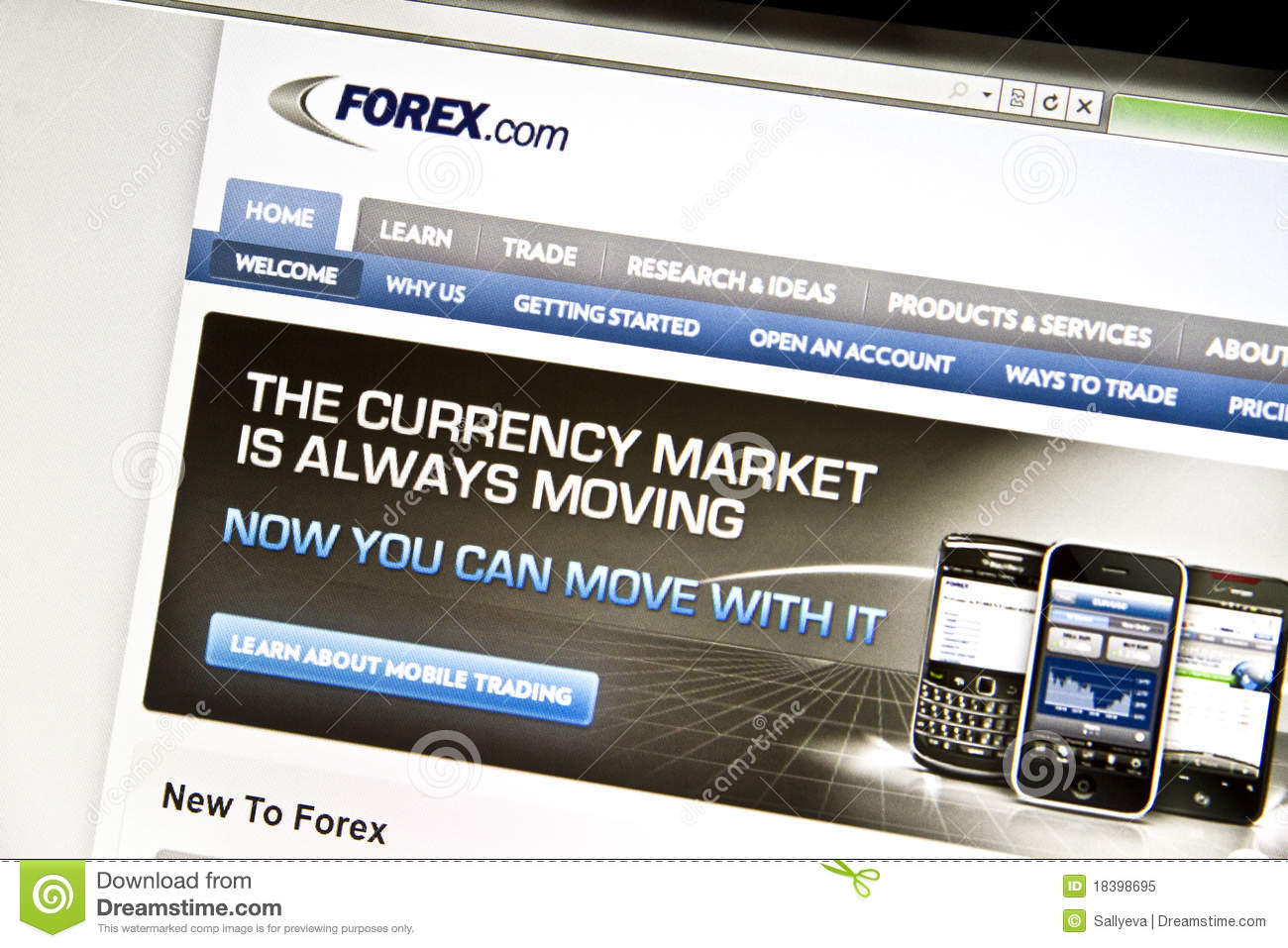 What is forex market pdf