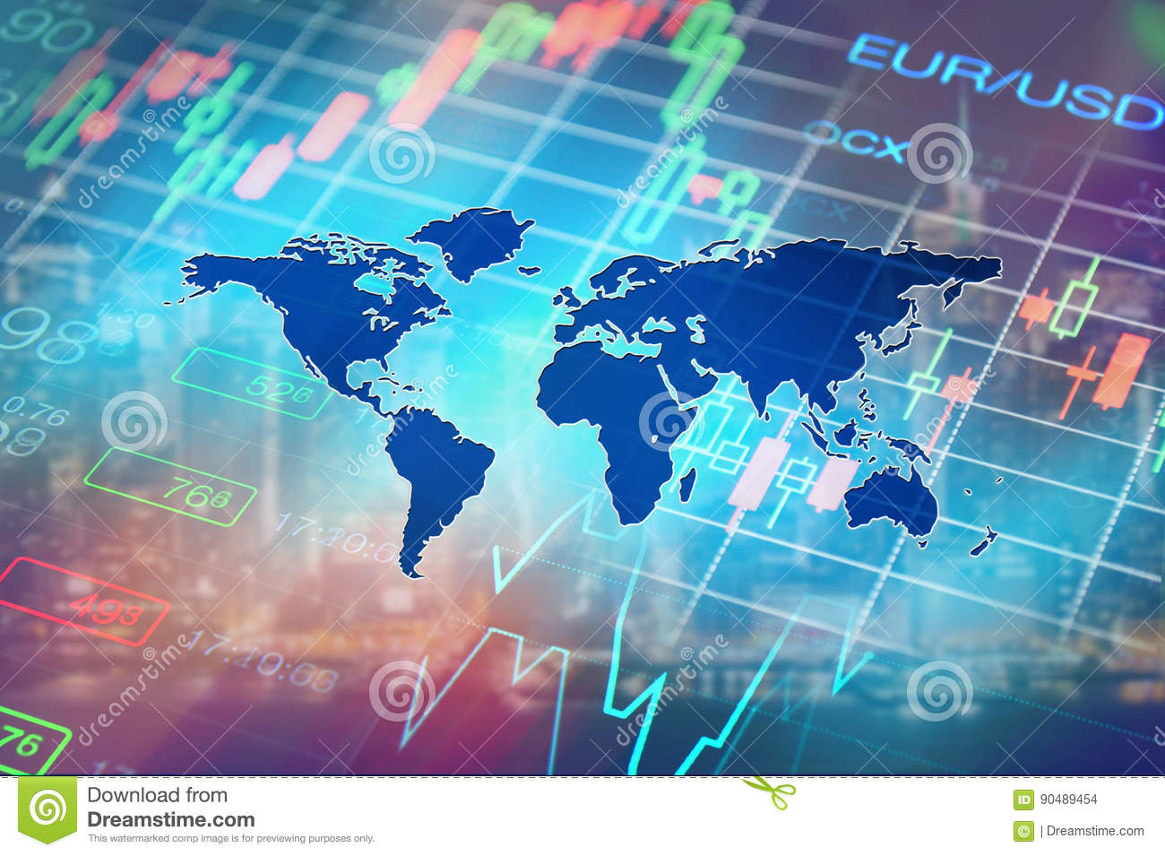 Forex trading - foreign exchange investing course