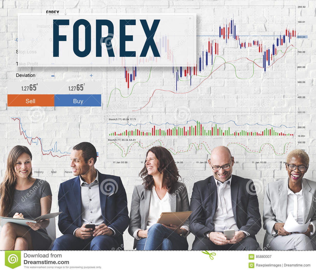 Forex exchange business