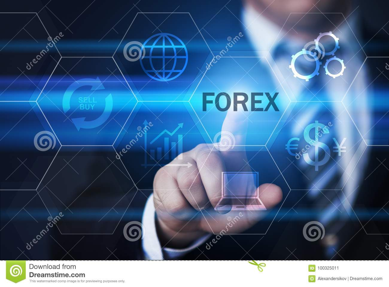 Capital for trading forex