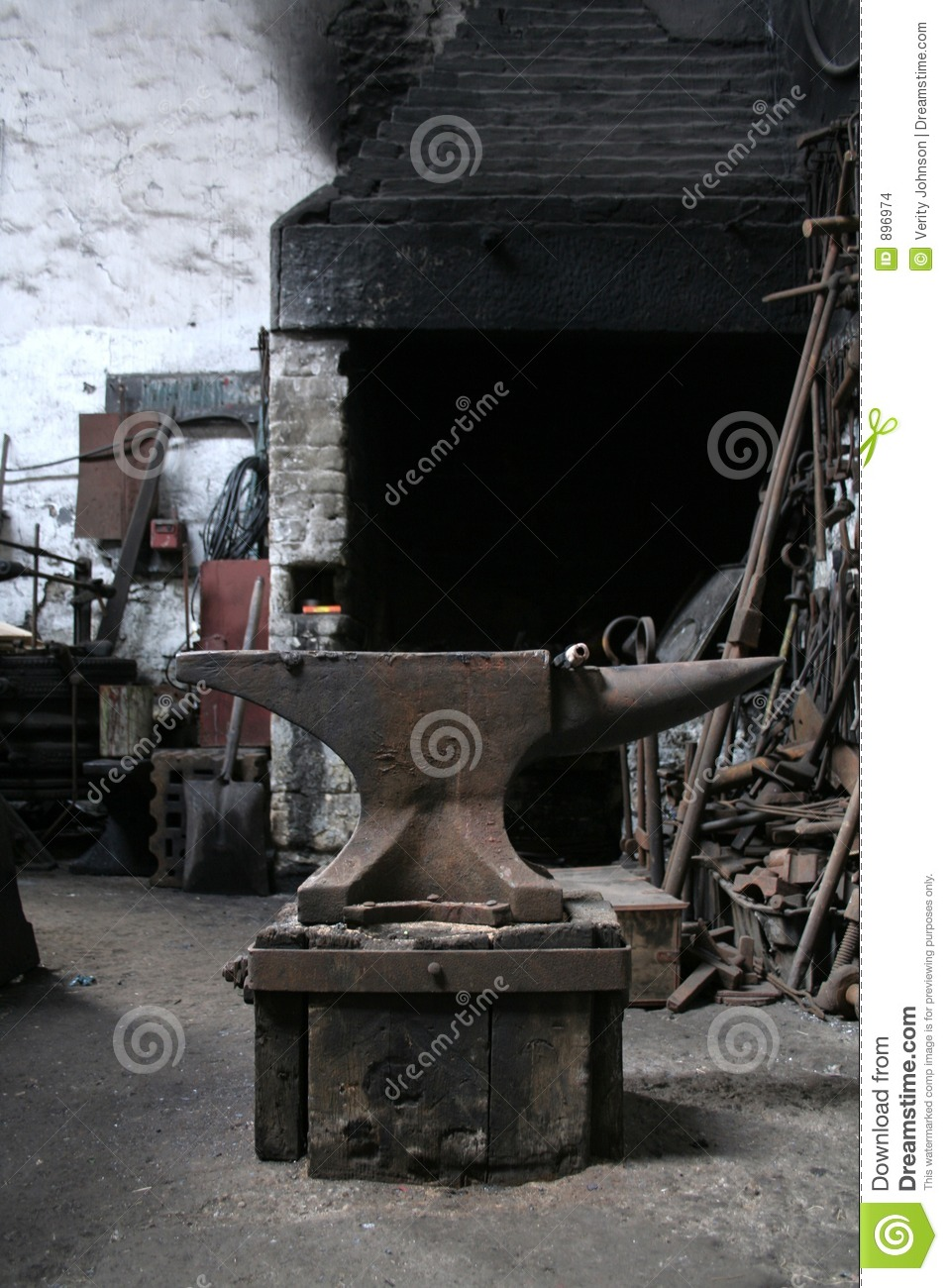 Forge, kowal s