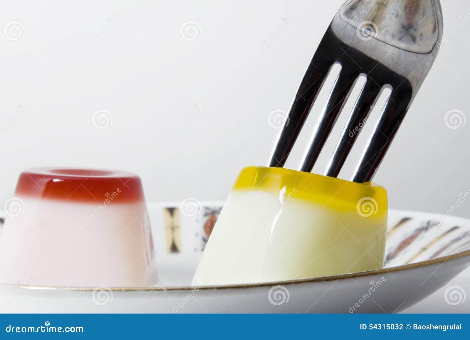 Fork jelly