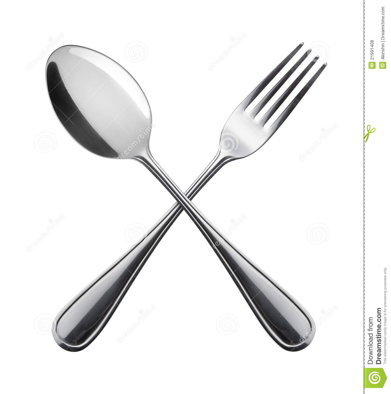 Spoon And Fork ...