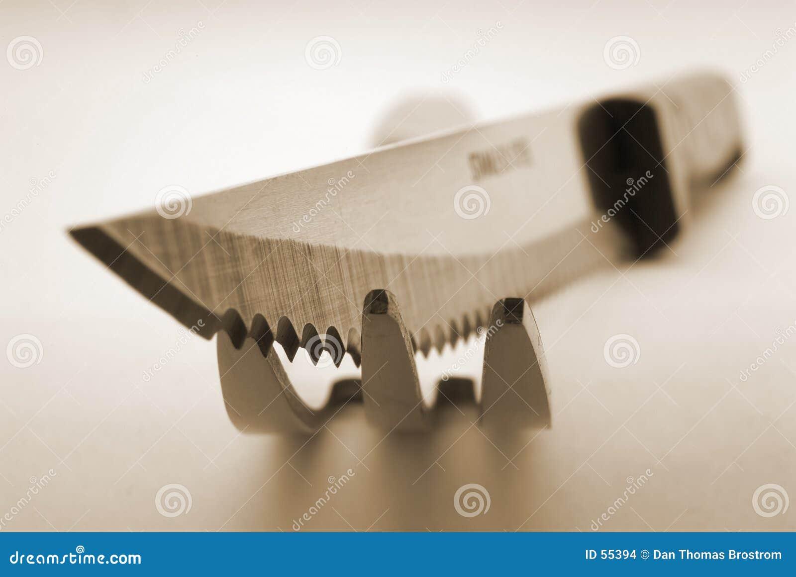 Fork y cuchillo