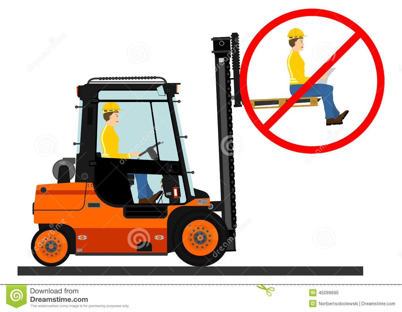 Forklift Truck Maximum Gradient Operating Forklifts Safely On A Slope Logistics
