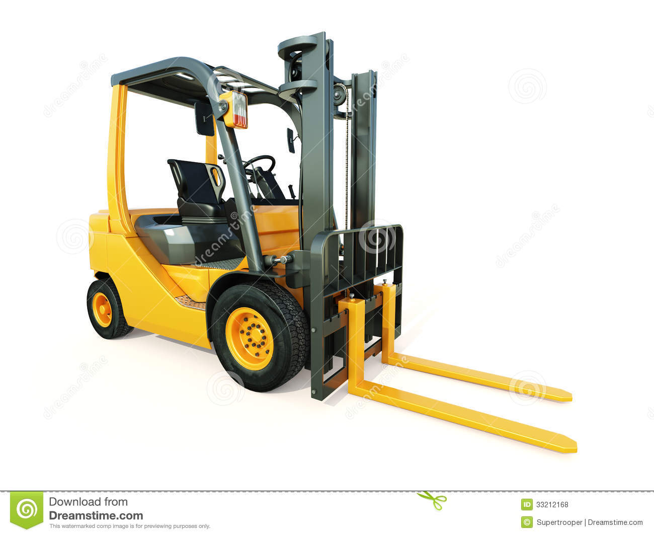 Royalty Free Stock Photos Forklift Truck Modern Light Background Image33212168 on Heavy And Light Objects Clipart