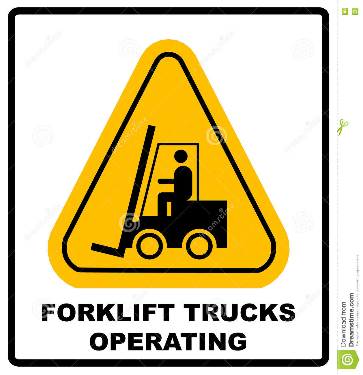 lift truck safety symbols pictures to pin on pinterest. Black Bedroom Furniture Sets. Home Design Ideas
