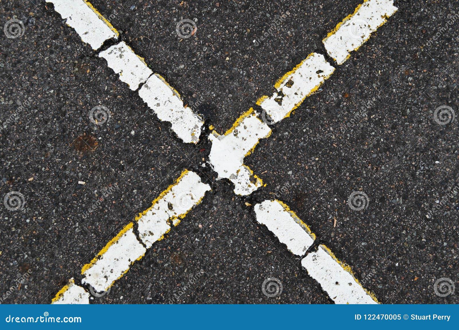 Form x på vägen