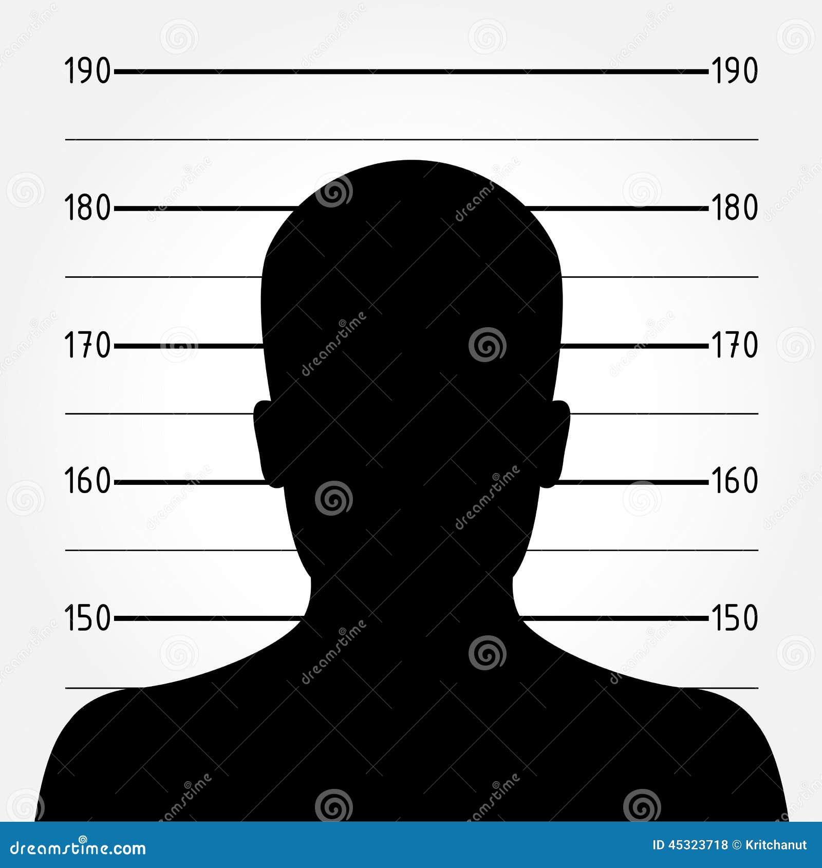 Formação do Mugshot ou da polícia