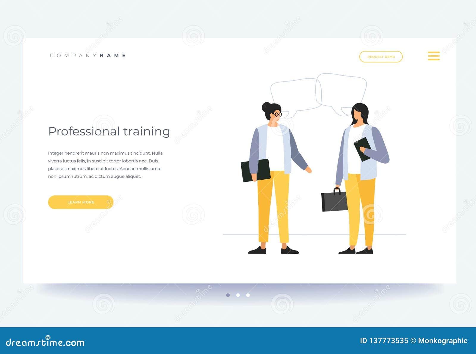 Formação vocacional e educação Conceito da aprendizagem, do treinamento do negócio e de treinamento avançado