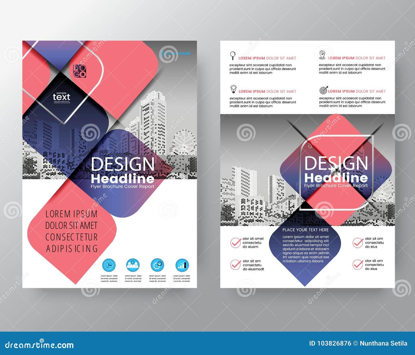 Forma Cuadrada Diagonal Cruzada Abstracta Con Color Púrpura Y Rosado ...