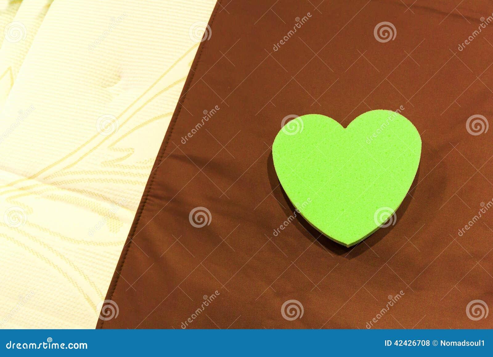 Forma del corazón del amortiguador