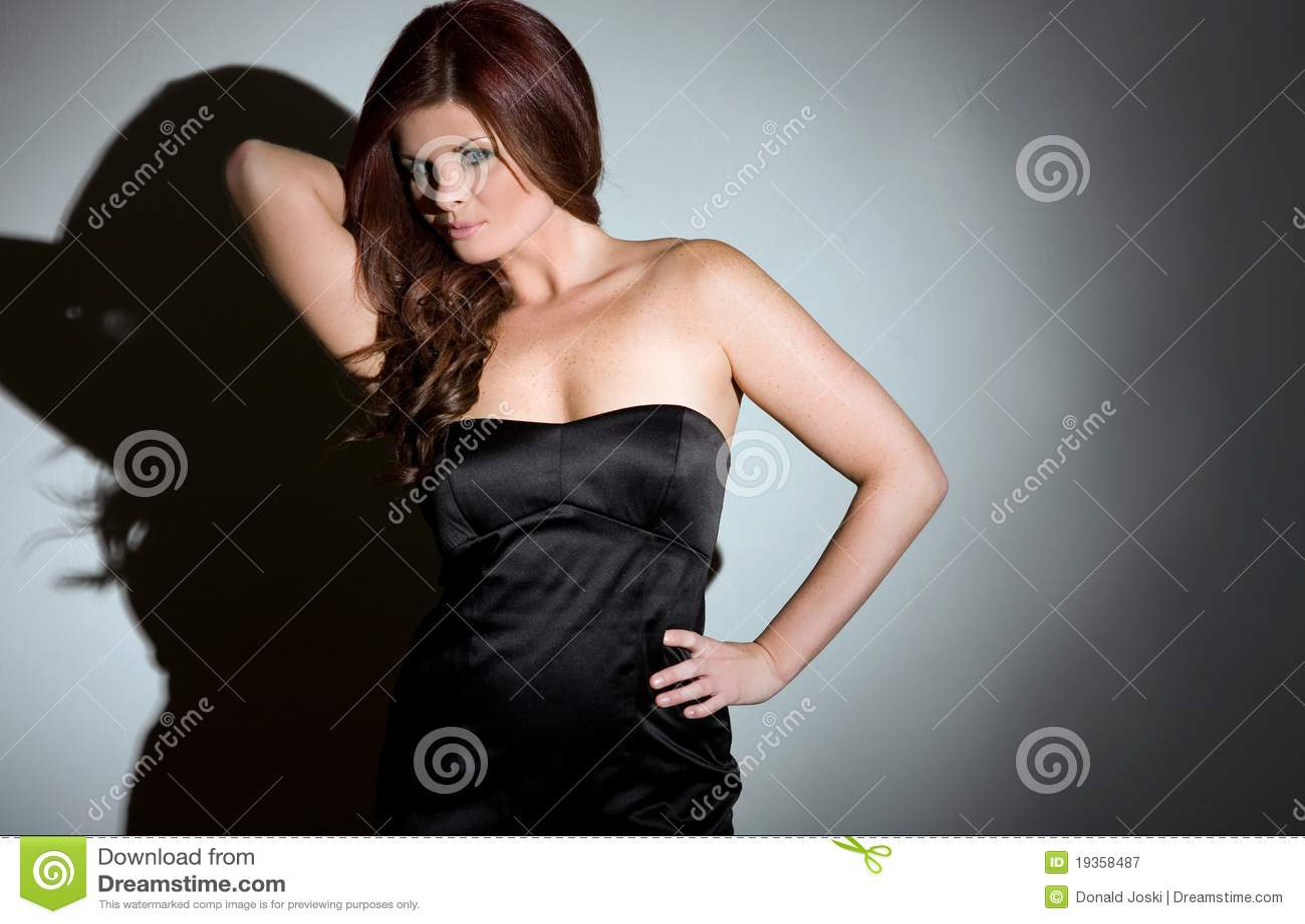 Forma do vestido