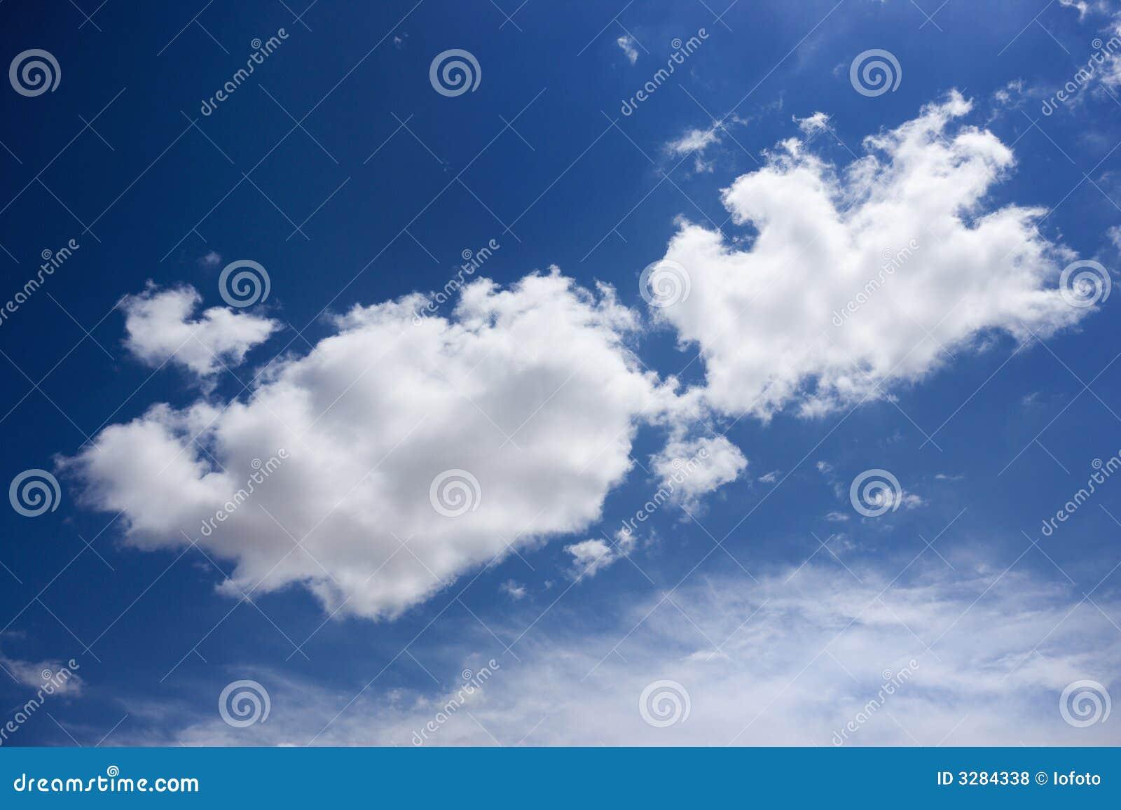 Formación de la nube.