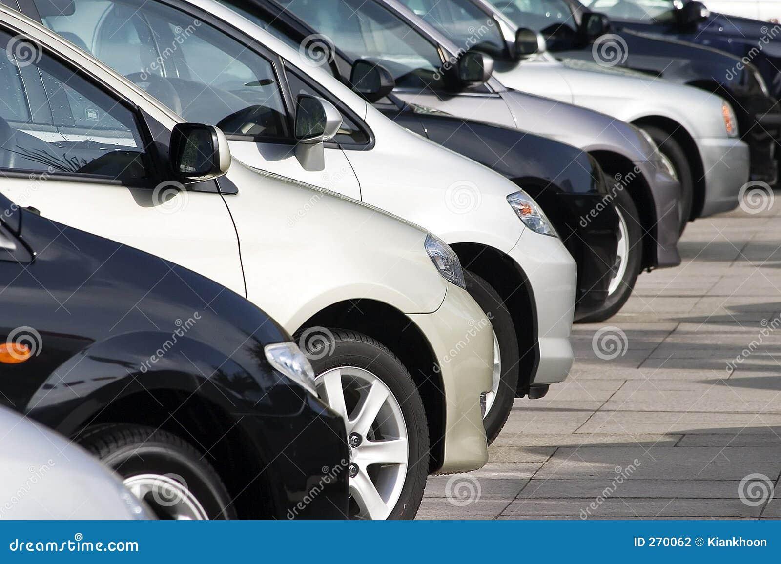 Formación de los coches