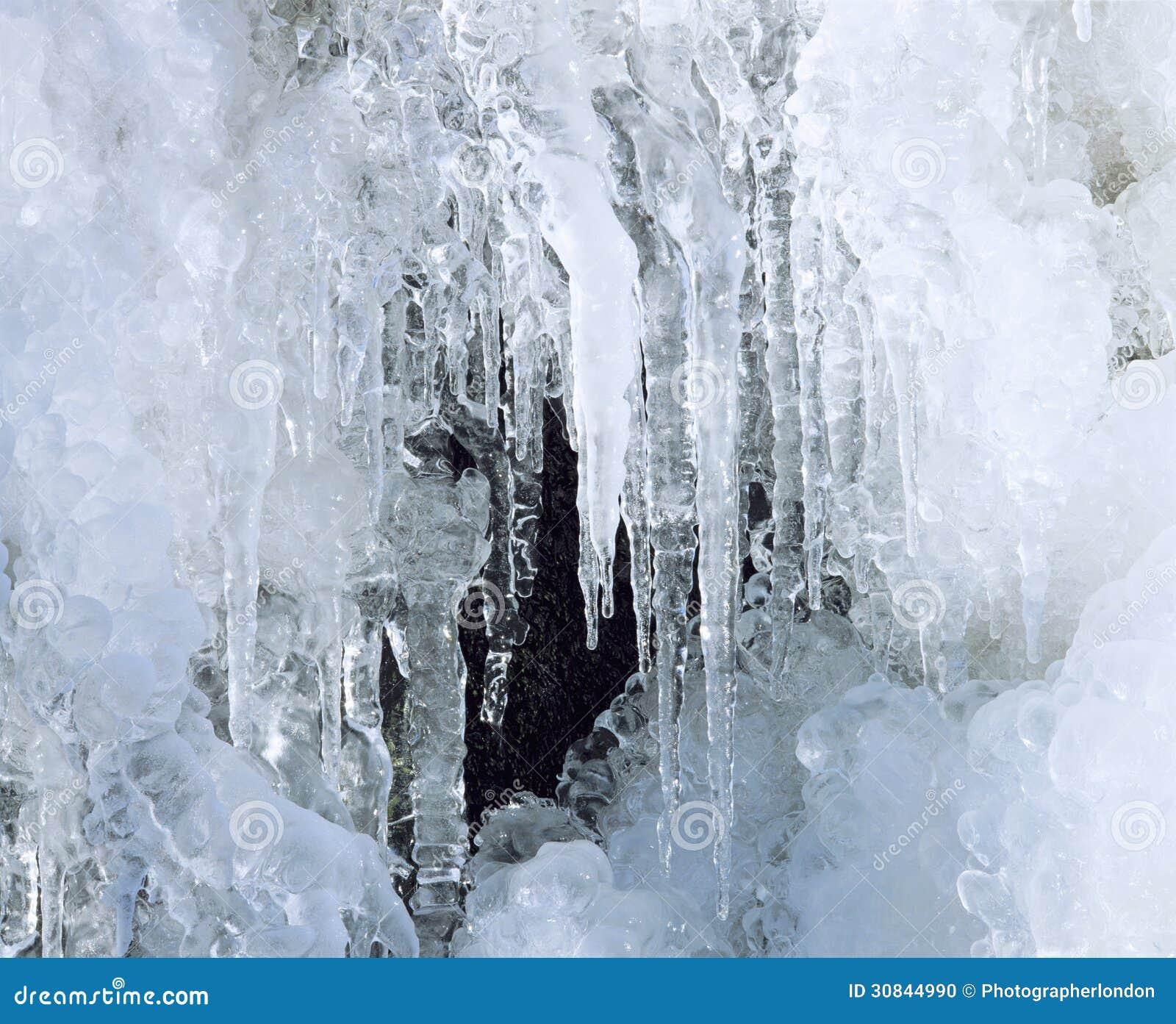Formaciones de hielo