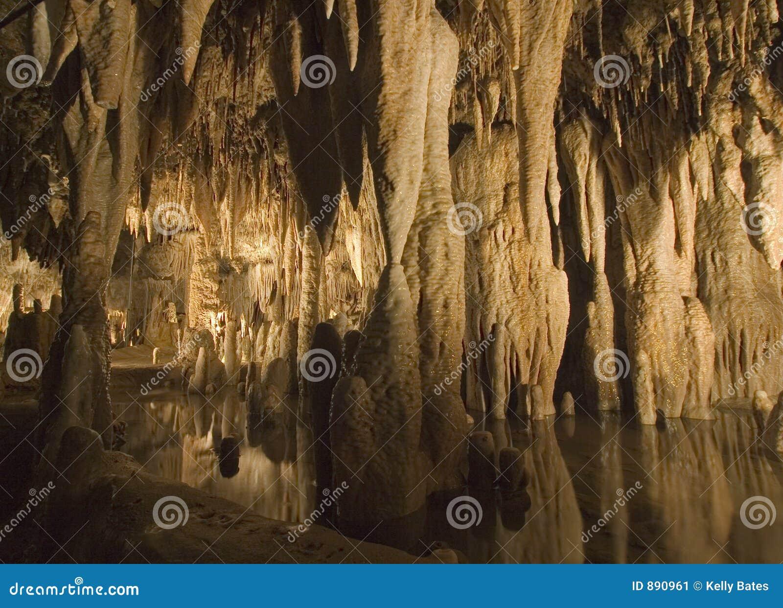 Formacj basen g11 jaskiń