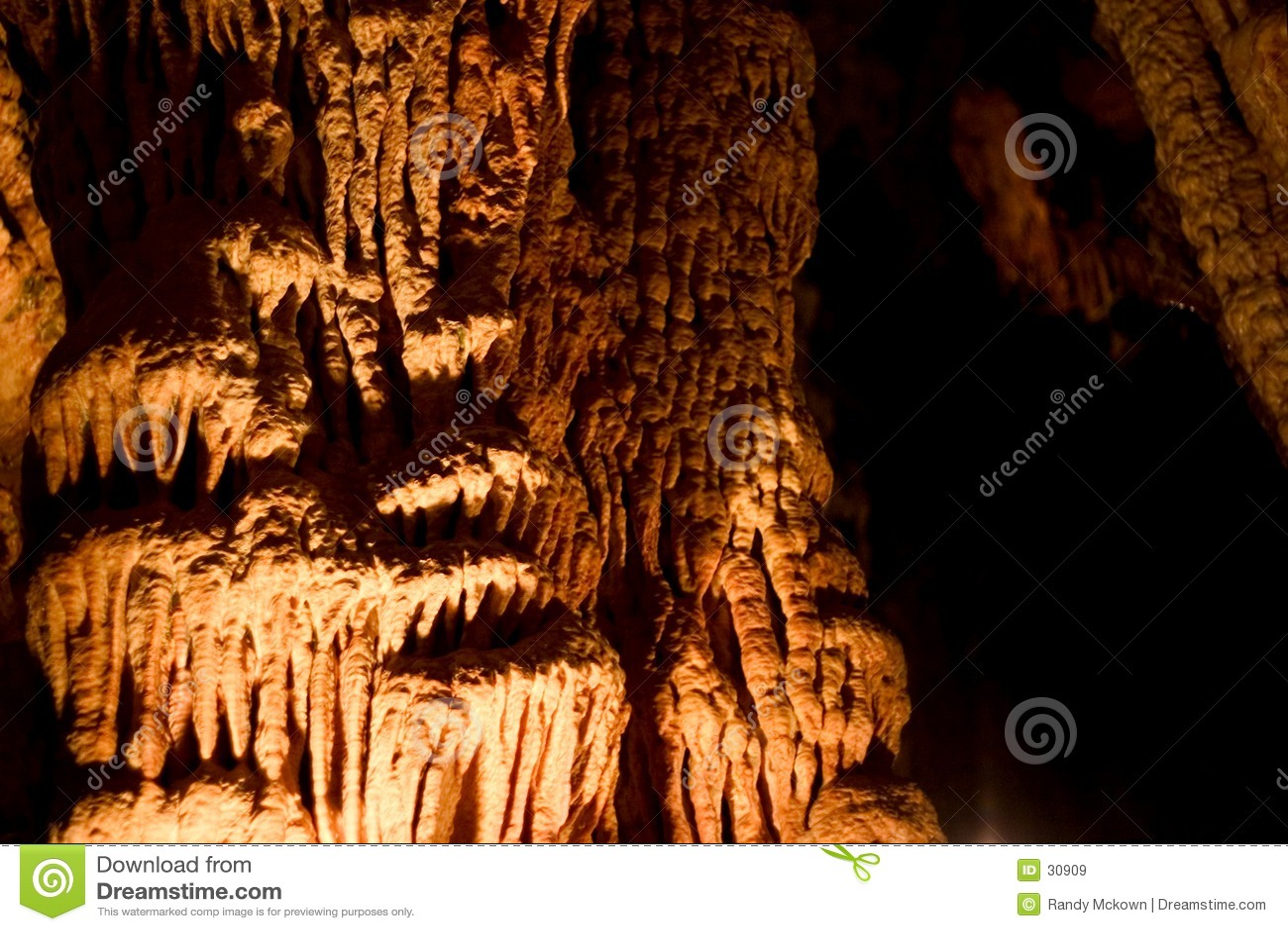 Formacje jaskiń