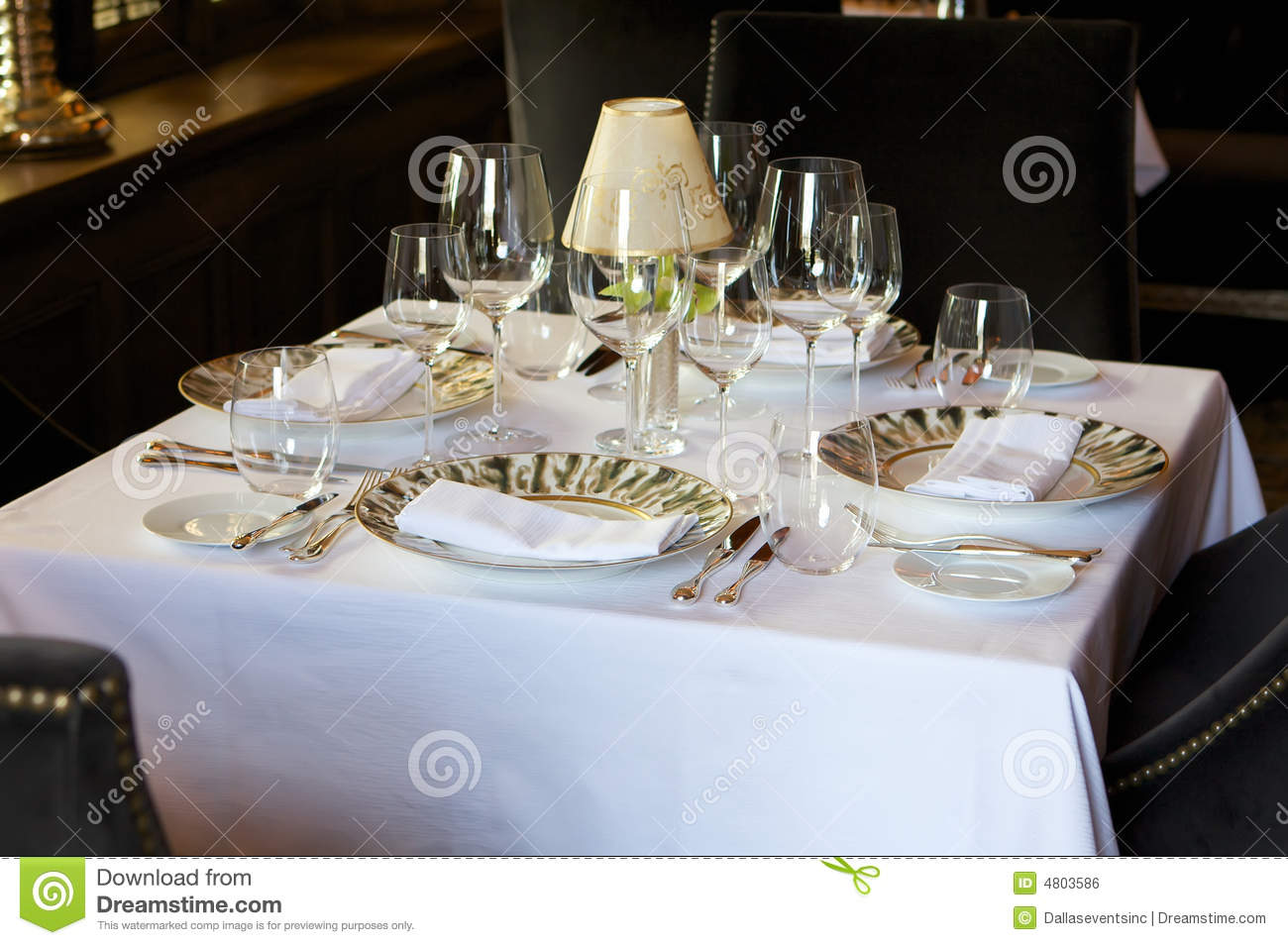 Formal European Cafe Table Setting Stock Photo Image  : formal european cafe table setting 4803586 from www.dreamstime.com size 1300 x 954 jpeg 131kB