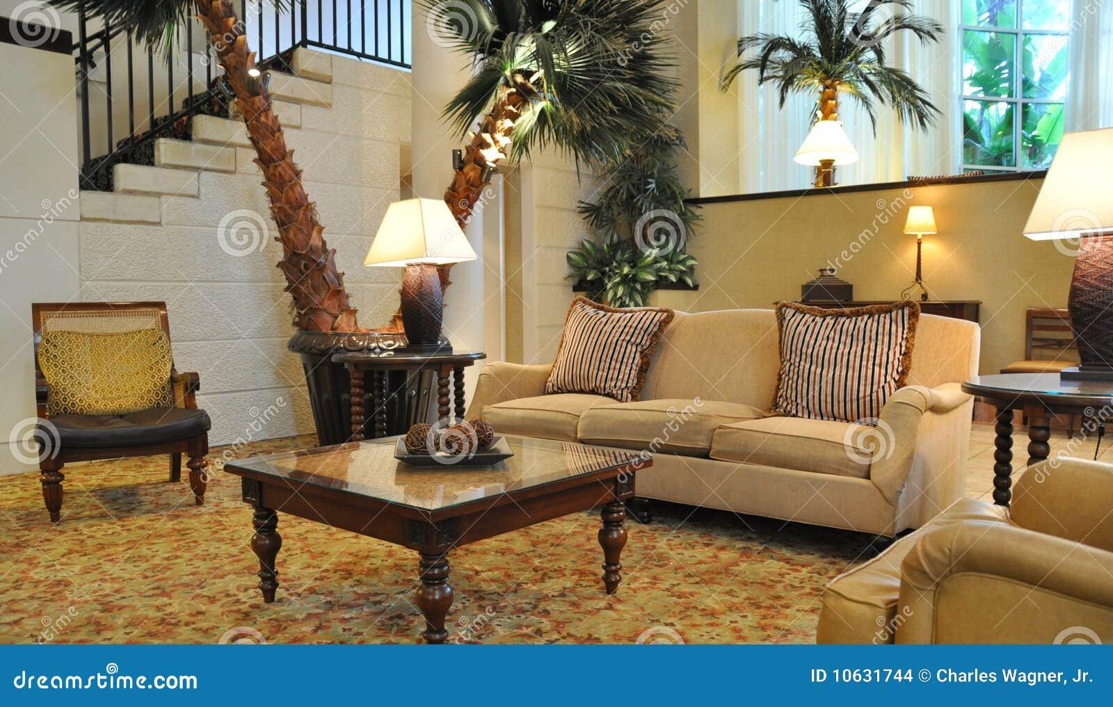 Formalny żywy pokój