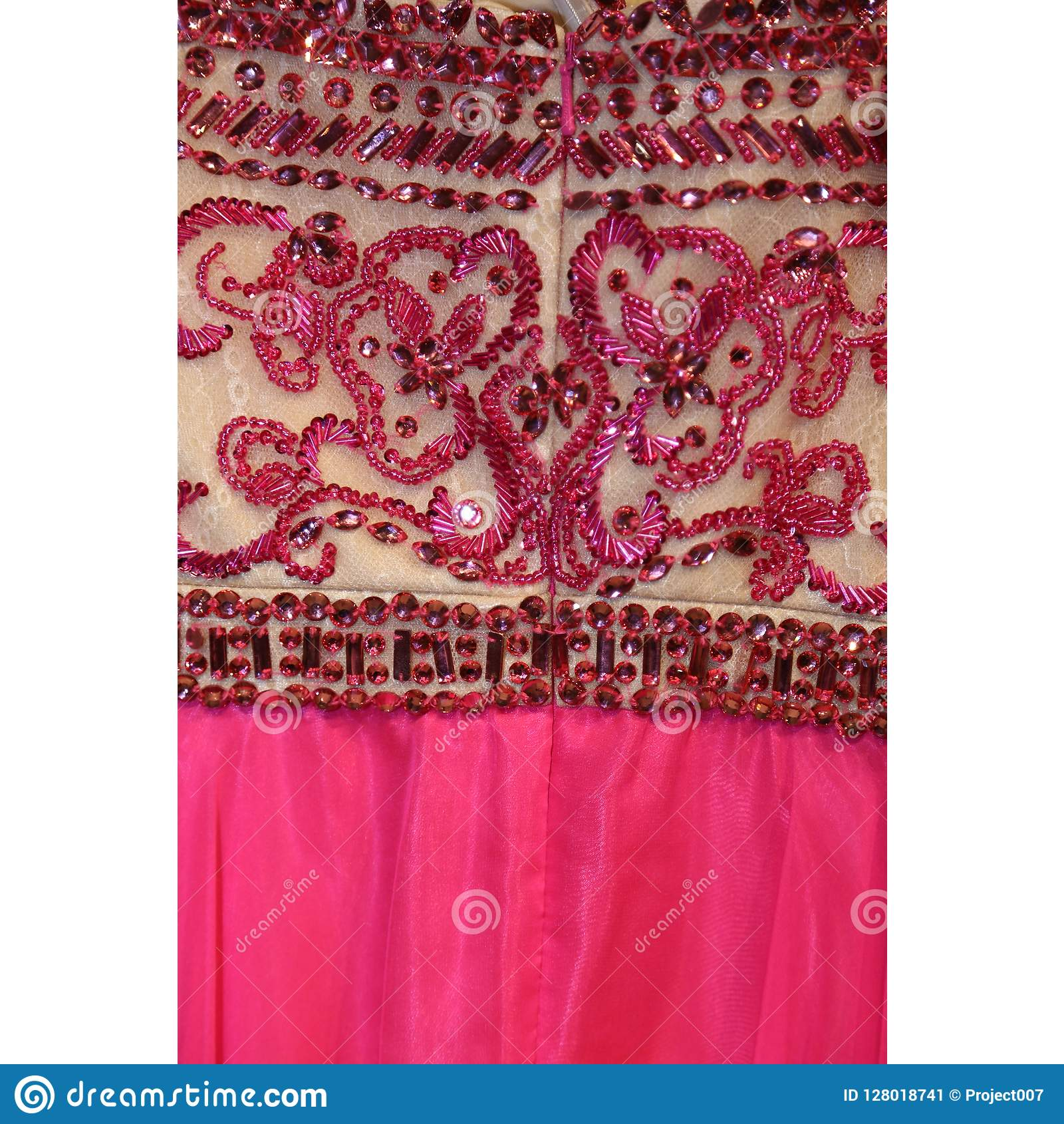 Fashion industry- manufacturing formal gowns