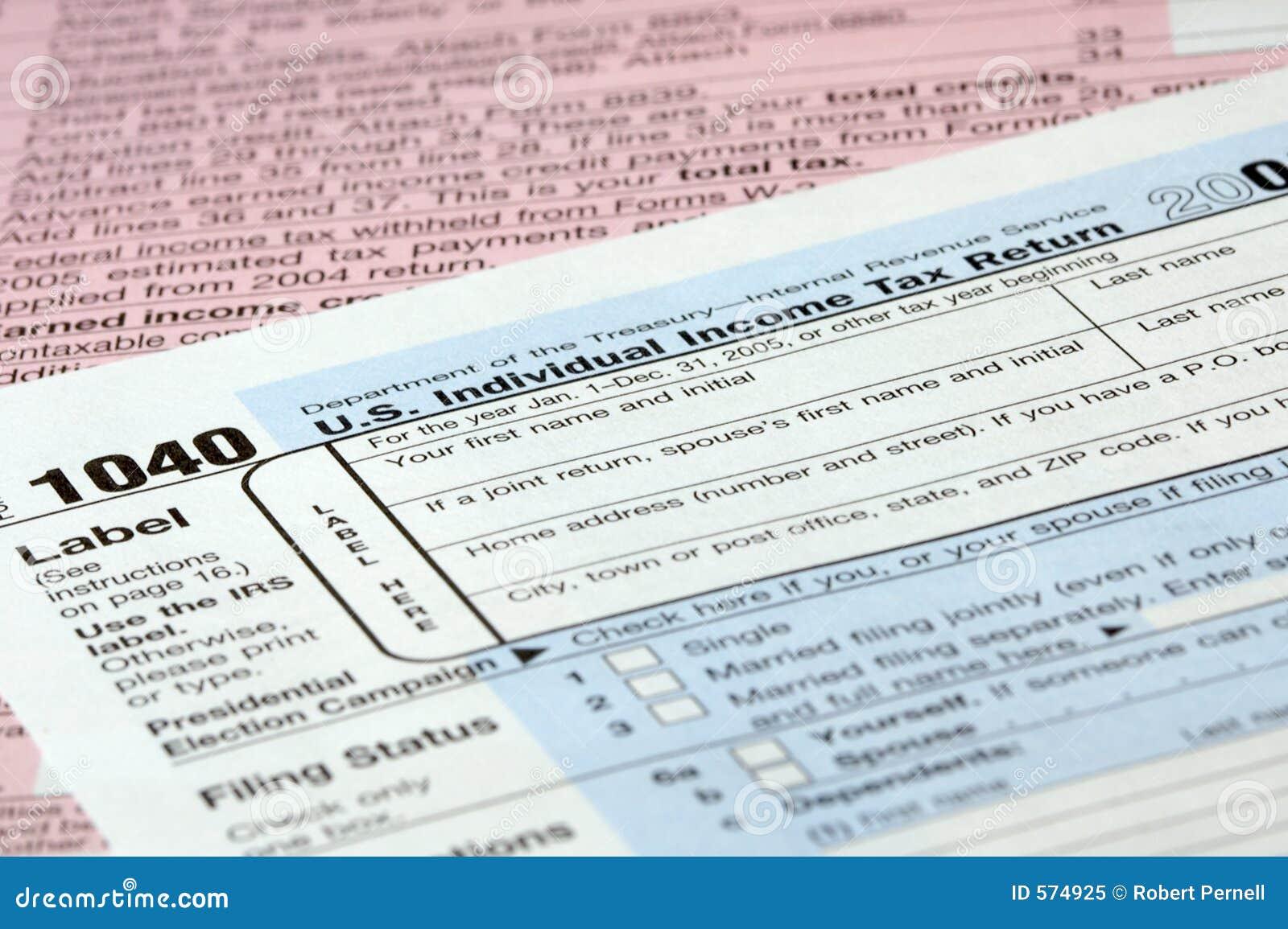 Formas de impuesto