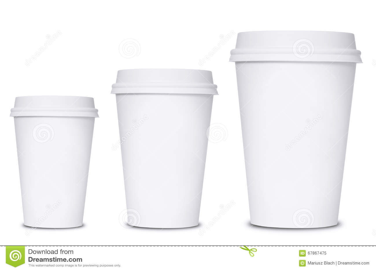 Format för kaffekopp