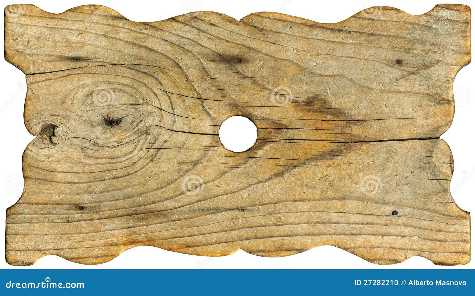 Format Grunge träbräde