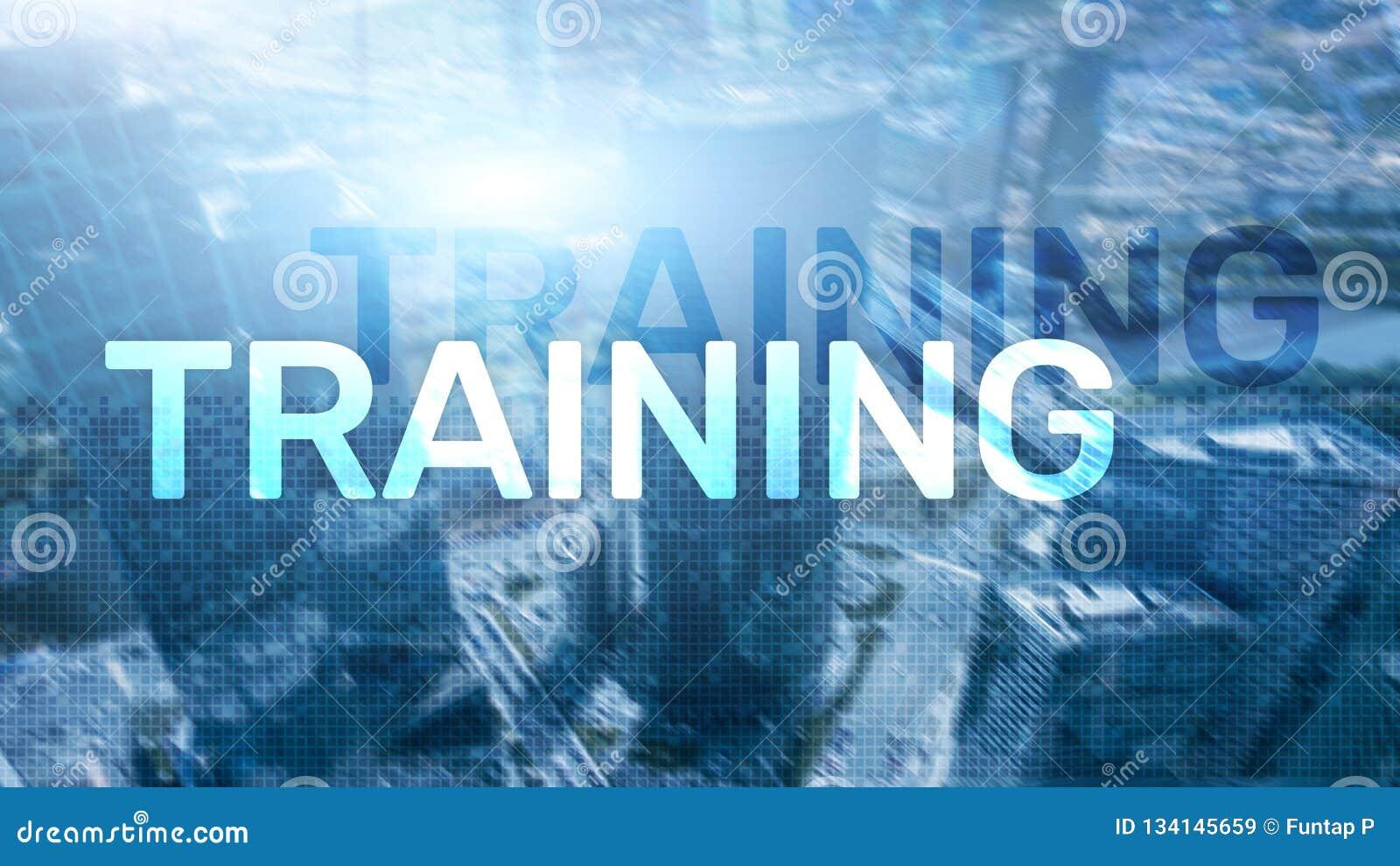 Formation Développement personnel Affaires et éducation, concept d apprentissage en ligne