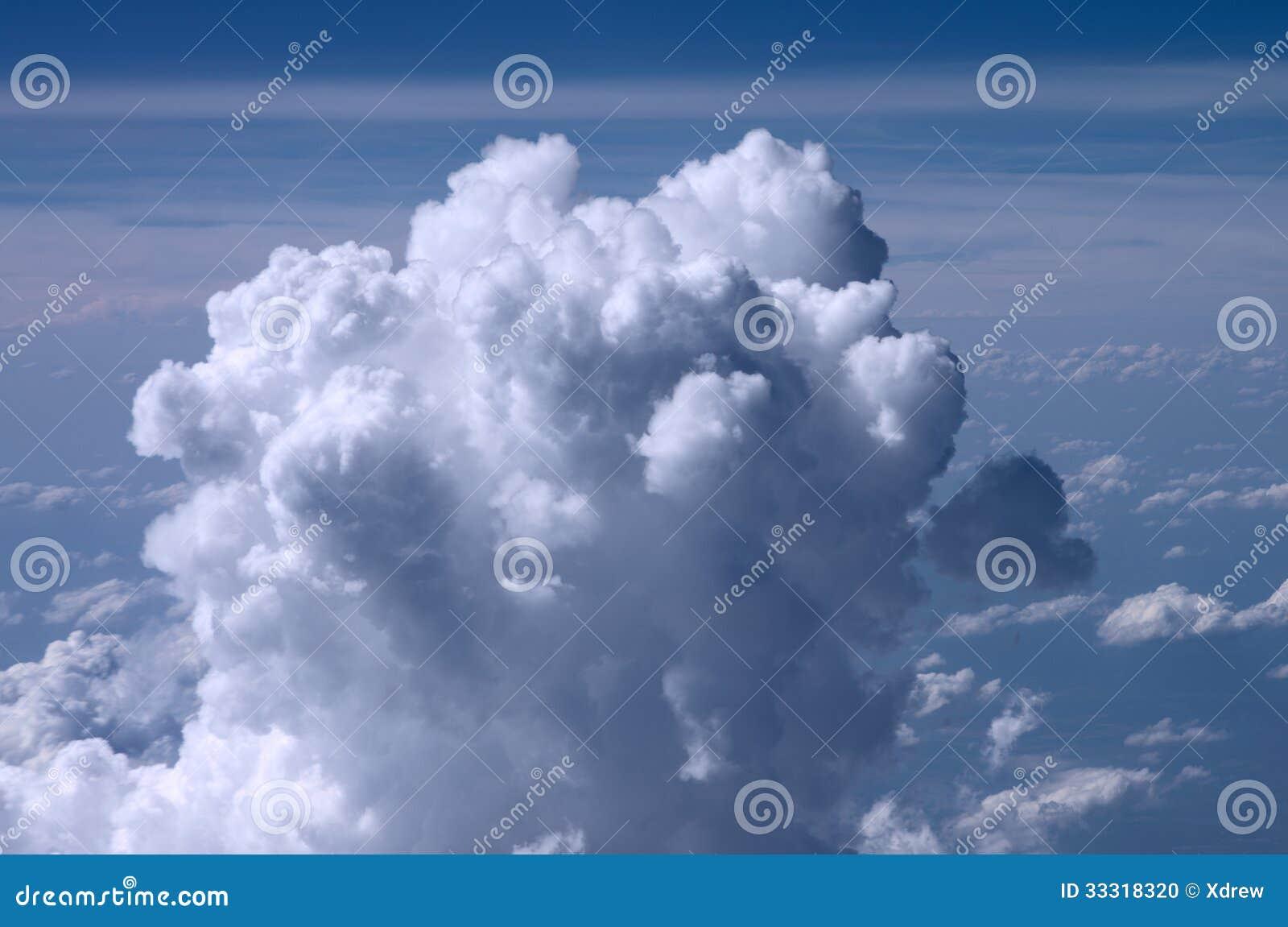 Formation de cumulus