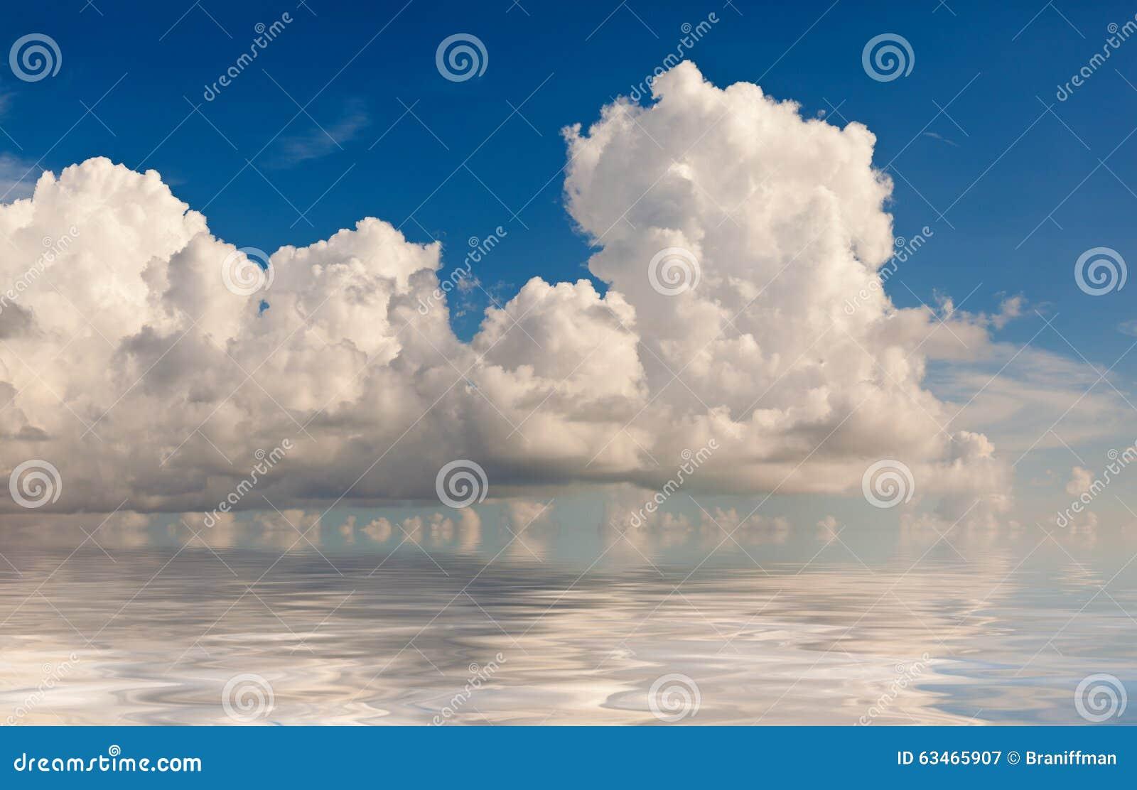 Formation de nuage