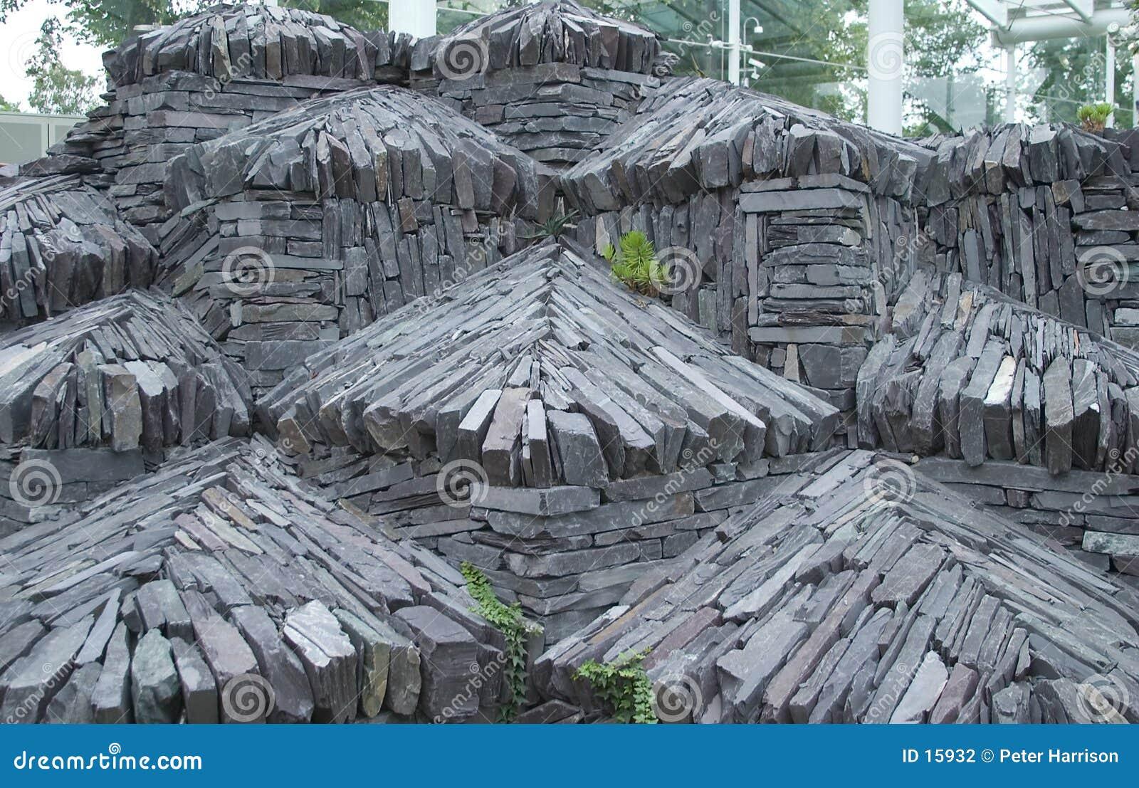 Formation de roche