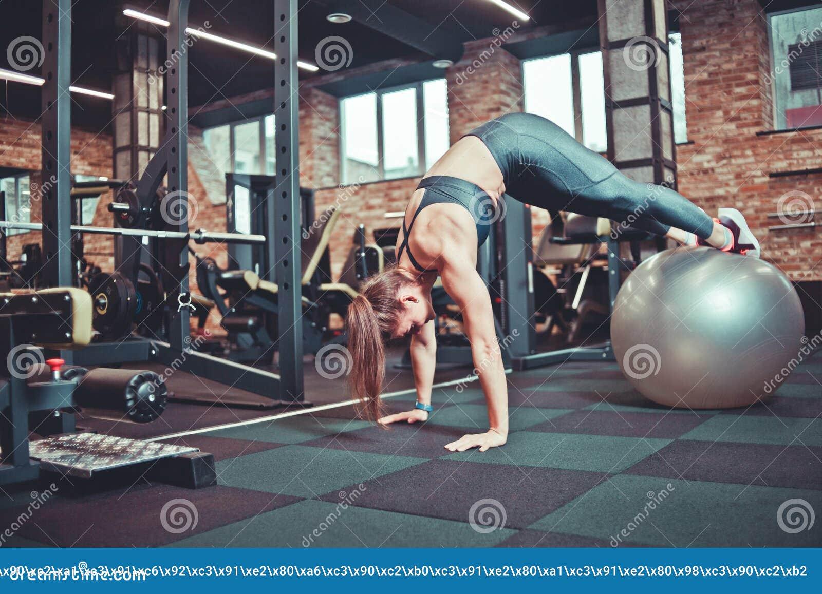 Formation sportive de femme