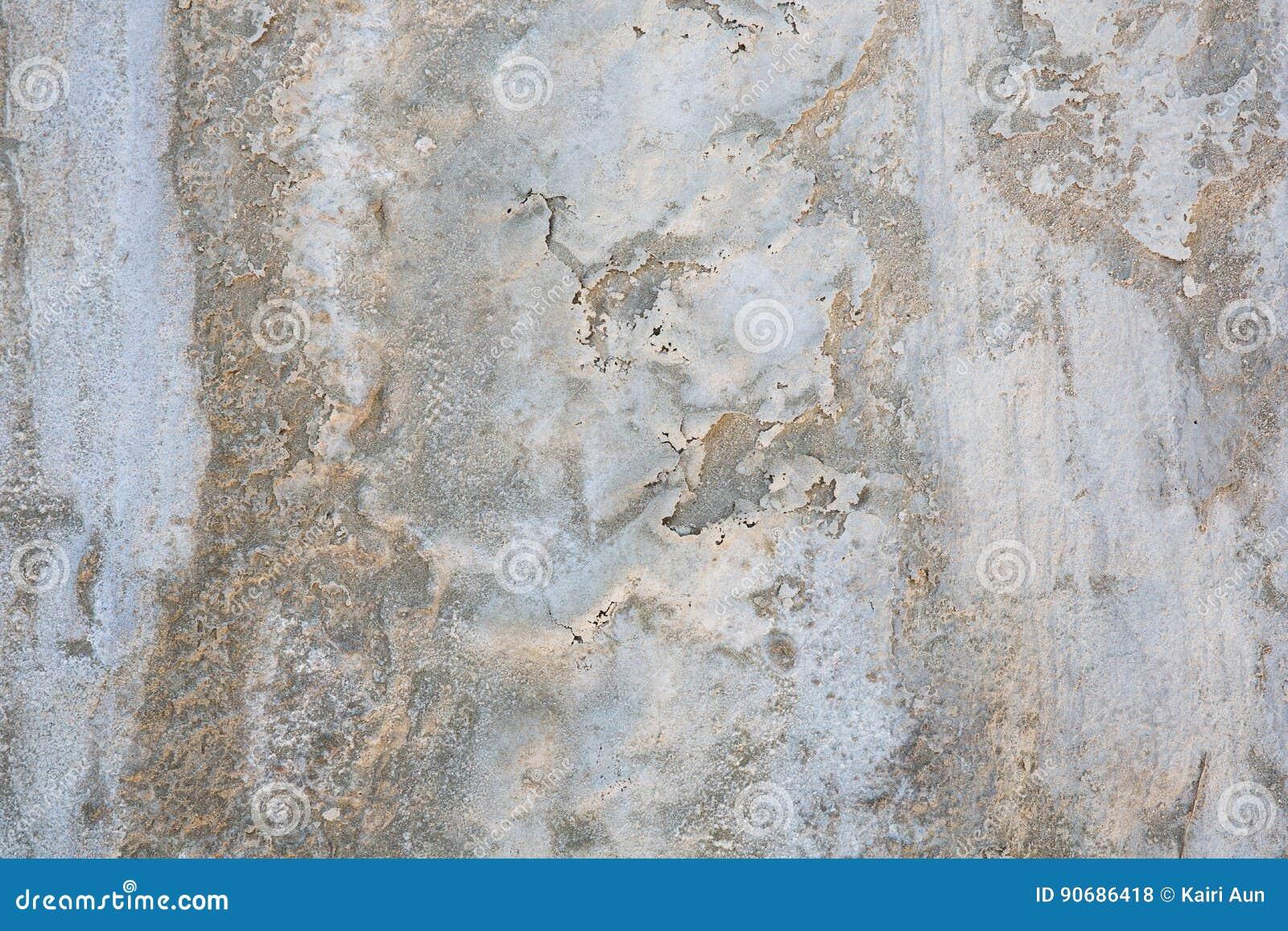 Formations de sable dans un désert près d Abu Dhabi