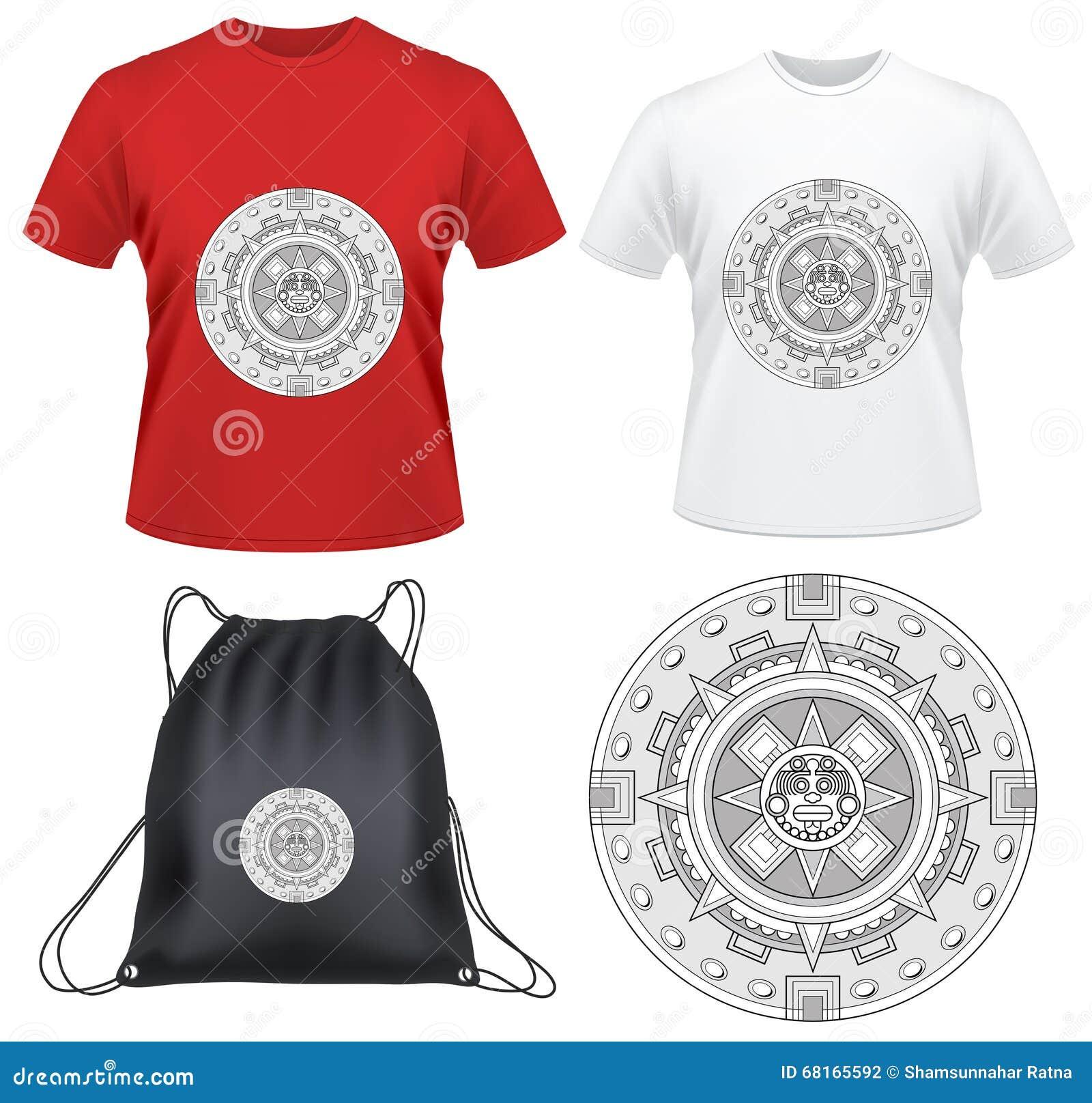 2658bc7ac0682 Forme D illustration De Conception De T-shirt Illustration de ...