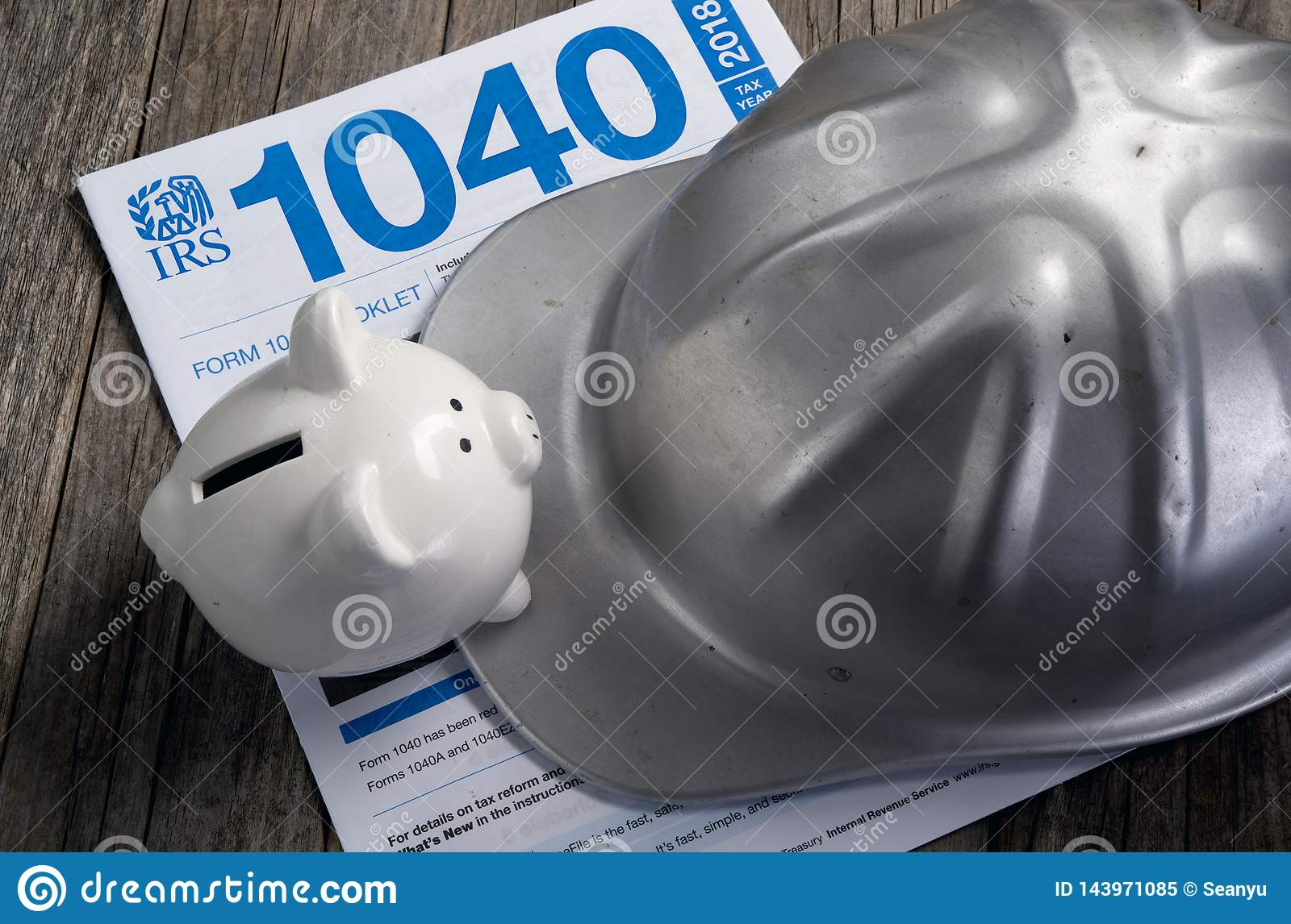 Forme d IRS 1040